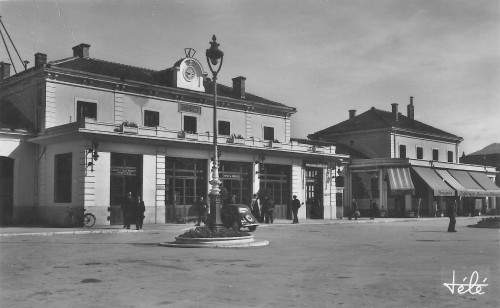 Annecy Station 1940's