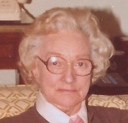 Beryl Murray Davies