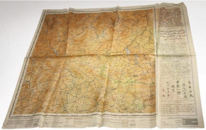 Monopoly map